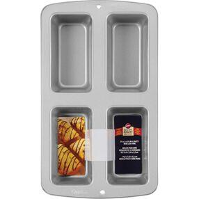 Wilton Recipe Right Mini Loaf Pan