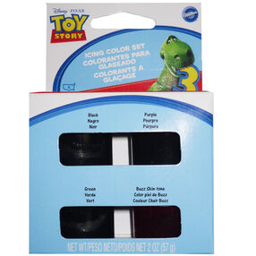 Disney•Pixar Toy Story Icing Color Set