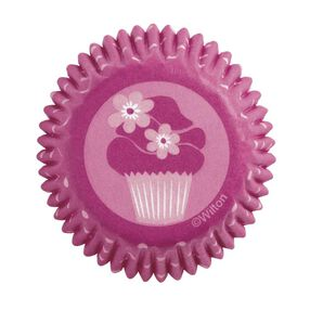 Pink Party Mini Cupcake Liners