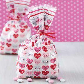 Heartfelt Valentine Treat Bags