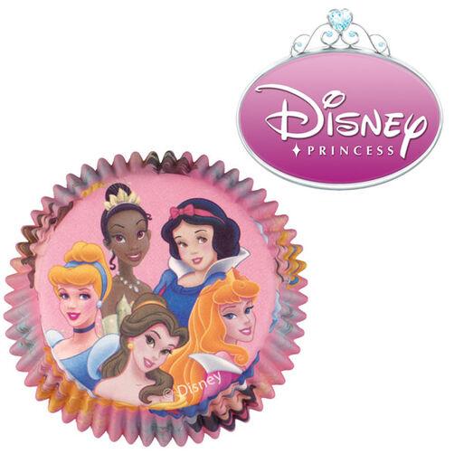 Disney Princess Standard Cupcake