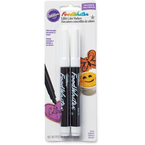 Wilton Black FoodWriter Edible Ink Markers