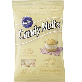 Wilton Vanilla Custard Candy Melts