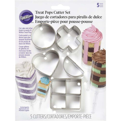 Treat Pop Cutter Set