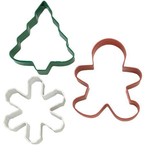 Christmas Cutter 3 Piece Set
