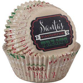 Christmas Holiday Sweet Swap Cupcake Liners