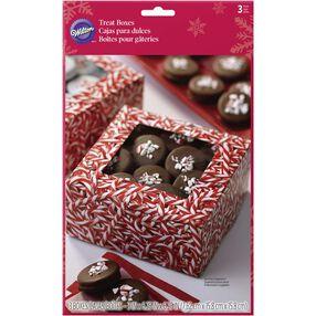 Wilton Candy Cane Gift Boxes
