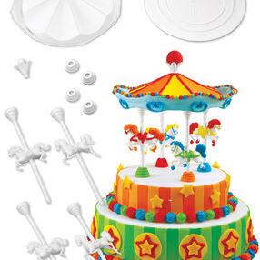 Carousel Cake Set
