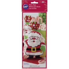 Wilton Santa Claus Treat Bags