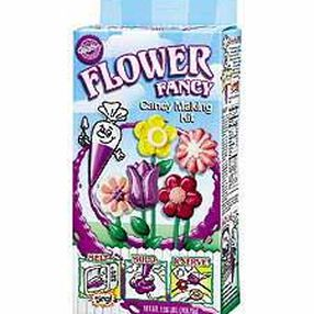 Flower Fancy Kids Candy-Making Kit