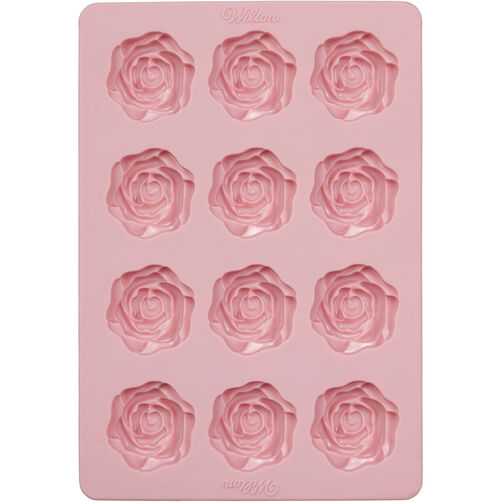 Rose Silicone Candy Mold Wilton
