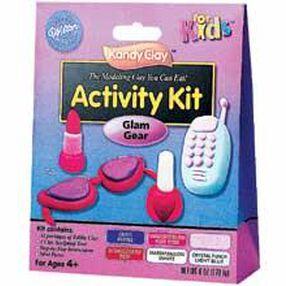 Glam Gear Kandy Clay Activity Kit