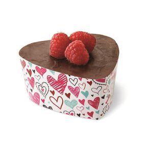 Wilton® Valentine's Day Doodles Paper Bakeware, 12-Ct.