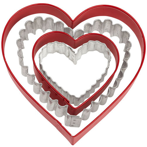 From the Heart Nesting Metal Cutter Set