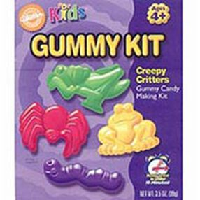 Creepy Critters Gummy Making Kit