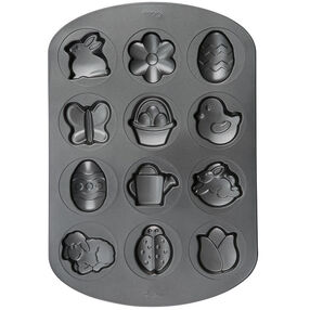 Easter Cookie Shapes Non-Stick Pan