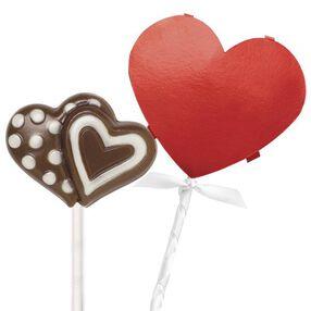 Red Heart Lollipop Pocket Kits