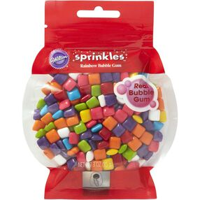 Bubble Gum Sprinkles, 3 oz.