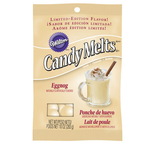 Limited Edition Eggnog Candy Melts® Candy