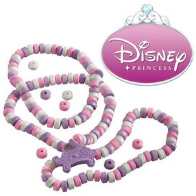 Disney Princess Candy Necklace Kit