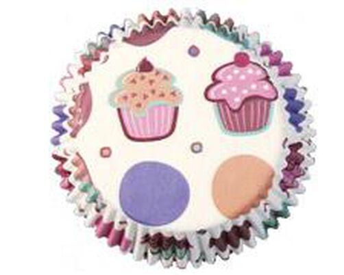 Be My Cupcake Mini Baking Cups