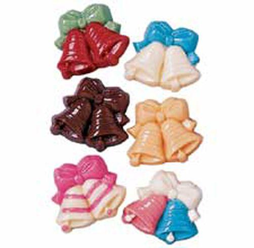 Wedding Bells Candy Mold