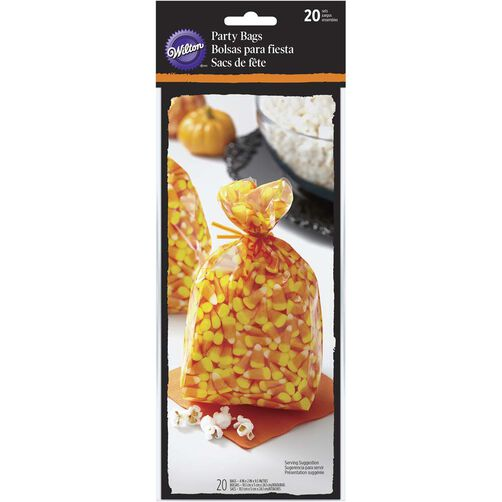 Candy Corn Party Bags