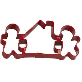 Gingerbread Boys Trio Cookie Cutter