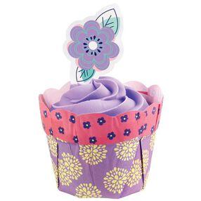 Daisy Flower Pot Kit Cupcake Combo