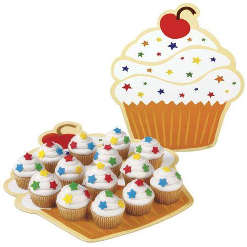 12 in. Cupcake Platter