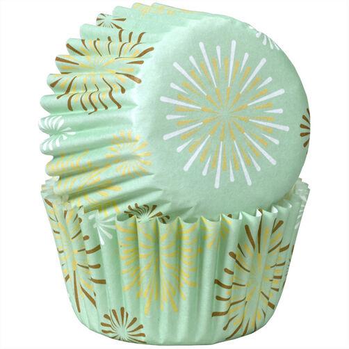 Mini Starburst Cupcake Liners