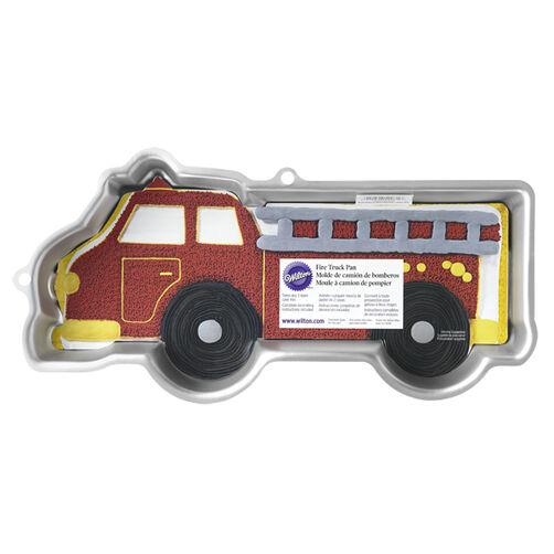 Fire Truck Pan