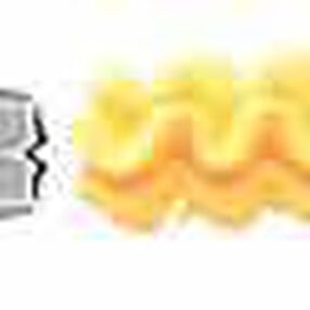 No. 340 Ruffle Decorating Tip