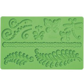 Fern Fondant and Gum Paste Mold