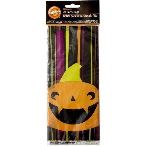 Spooky Pop Pumpkin Party Bag