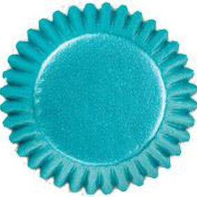Blue Foil Candy Cups