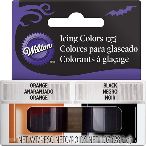 Wilton Halloween Icing Colors Set
