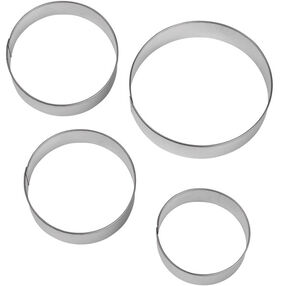 Circles Nesting Cookie Cutters