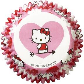 Wilton Hello Kitty™ Cupcake Combo Pack, 24-Count