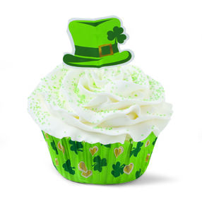 Wilton St. Patrick's Day Cupcake Combo Pack, 24-Count