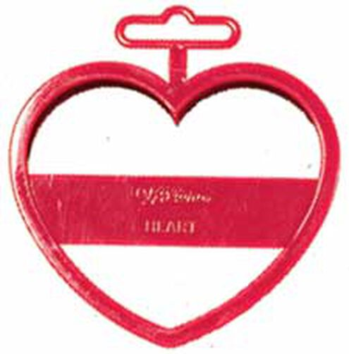 Heart Perimeter Cookie Cutter