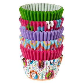 Wilton Pinks and More Multicolor Collection Mini Baking Cups, 150 Ct. 415-2188