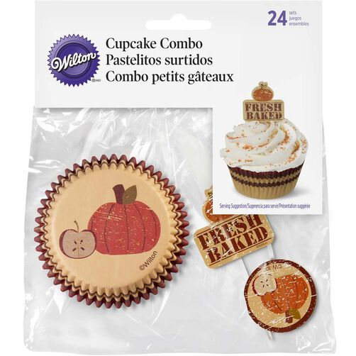 Fresh Baked Cupcake Combo Pack
