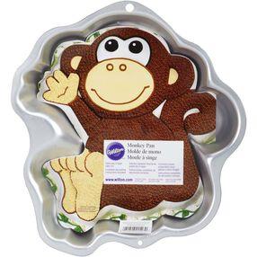 Monkey Cake Pan