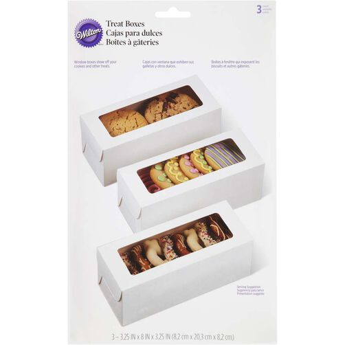 Rectangle Cookie Boxes