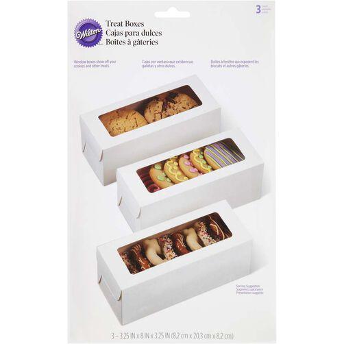 Rectangle Cookie Boxes Wilton