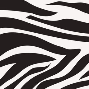 Zebra Sugar Sheets Edible Decorating Paper