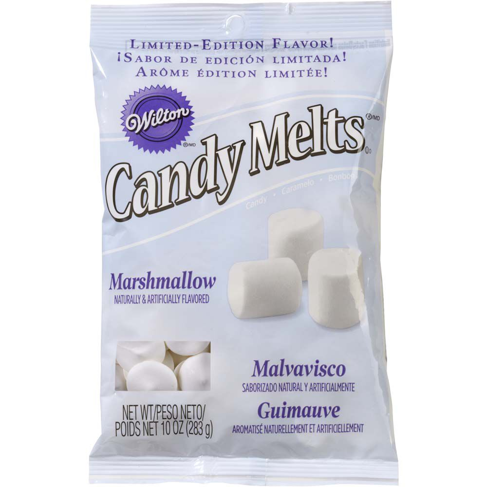 Limited Edition Marshmallow Candy Melts 174 Candy Wilton