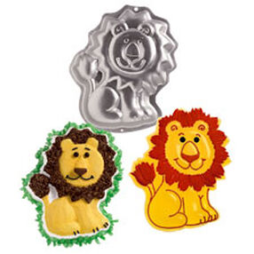 Friendly Lion Pan