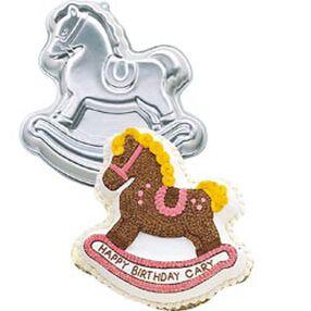 Rocking Horse Pan